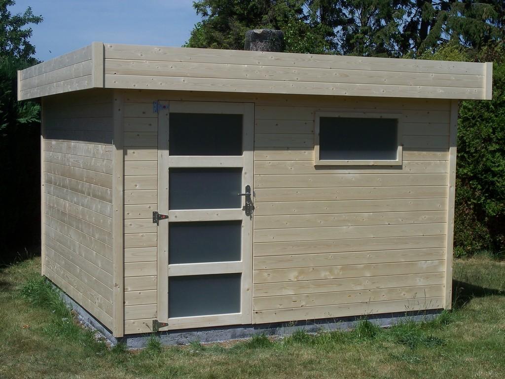 Sos chalets fabricant d 39 abris et de chalets de jardin en for Abri de jardin en beton cellulaire