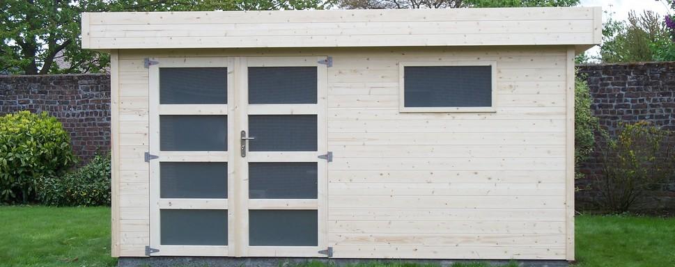 sos chalets fabricant d 39 abris et de chalets de jardin en bois ou pvc. Black Bedroom Furniture Sets. Home Design Ideas
